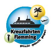 Kreuzfahrten Flemming Logo